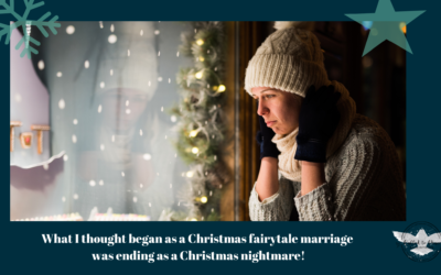 Meet Meghan – Christmas Fairytale, Christmas Nightmare, to Christmas Peace!