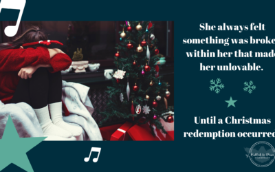 Meet Kristen – Christmas Holidays, a Domestic Abuse Rescue, and a New Song of Redemption!