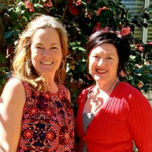 Katharine Ray & Susie Hornor